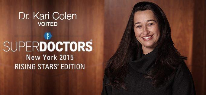 Whats New - Kari Colen Super Doctors